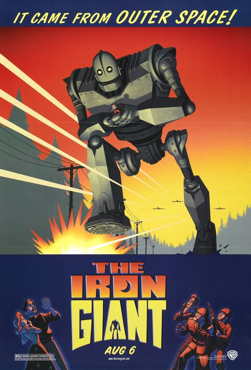 The Iron Giant by JackHammer86