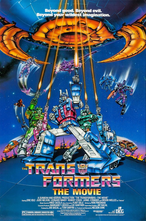 Transformers the Movie by JackHammer86