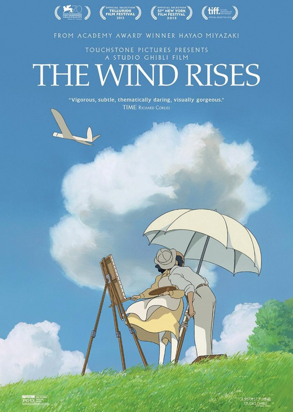 The Wind Rises by JackHammer86