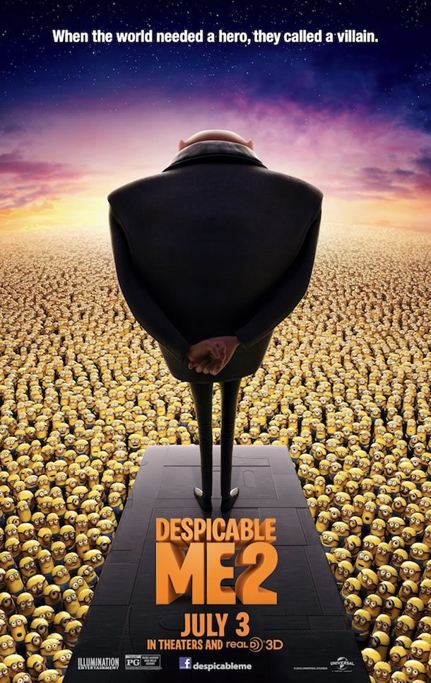 Despicable Me 2 by JackHammer86