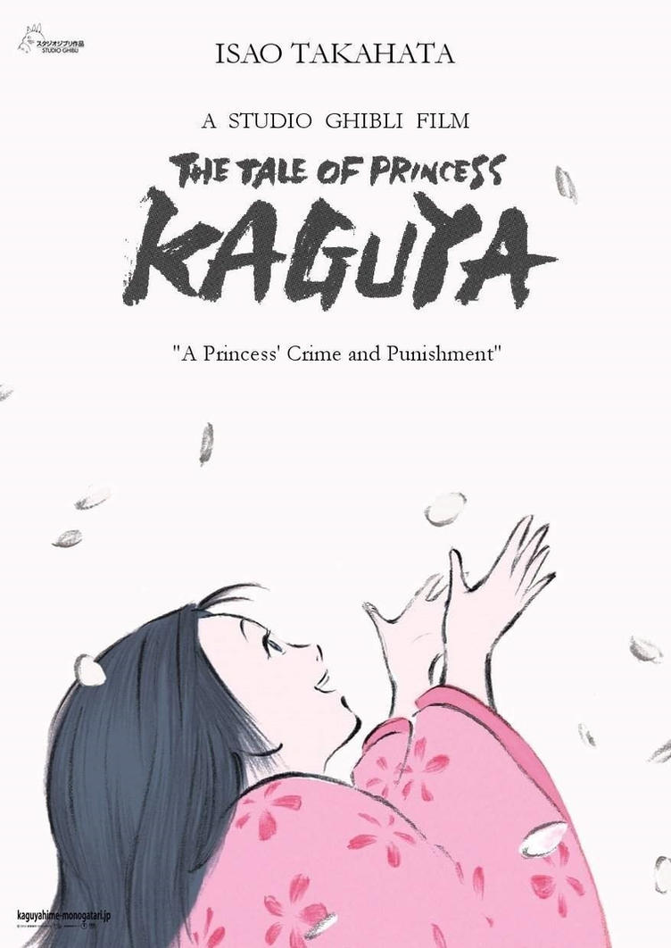 The Tale of Princess Kaguya by JackHammer86