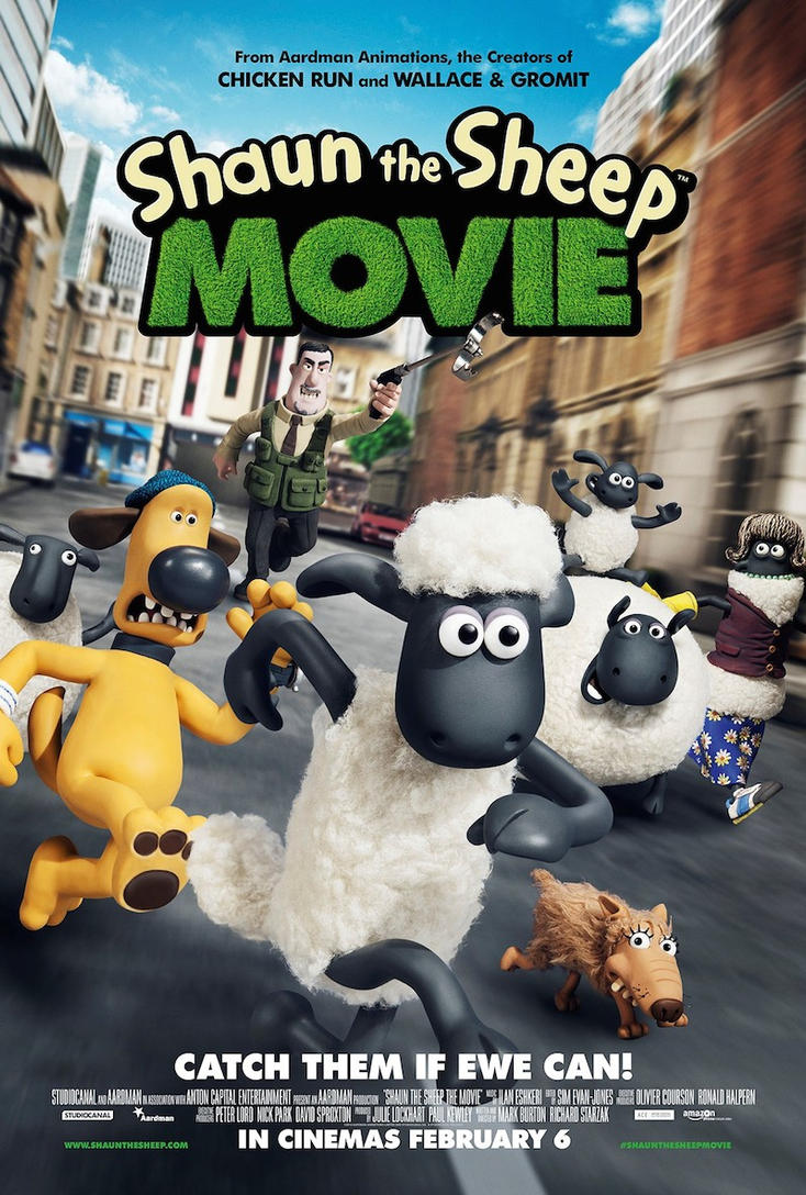 Shaun the Sheep Movie by JackHammer86