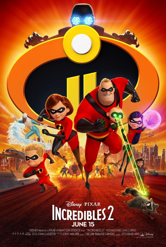 Incredibles 2 by JackHammer86