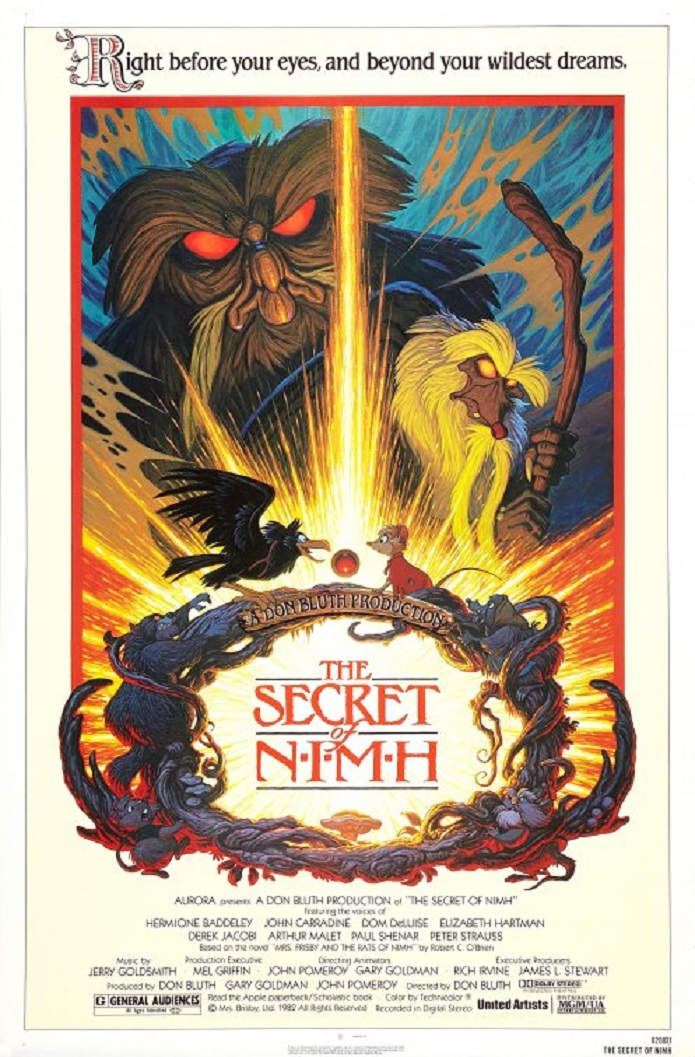 The Secret of NIMH by JackHammer86