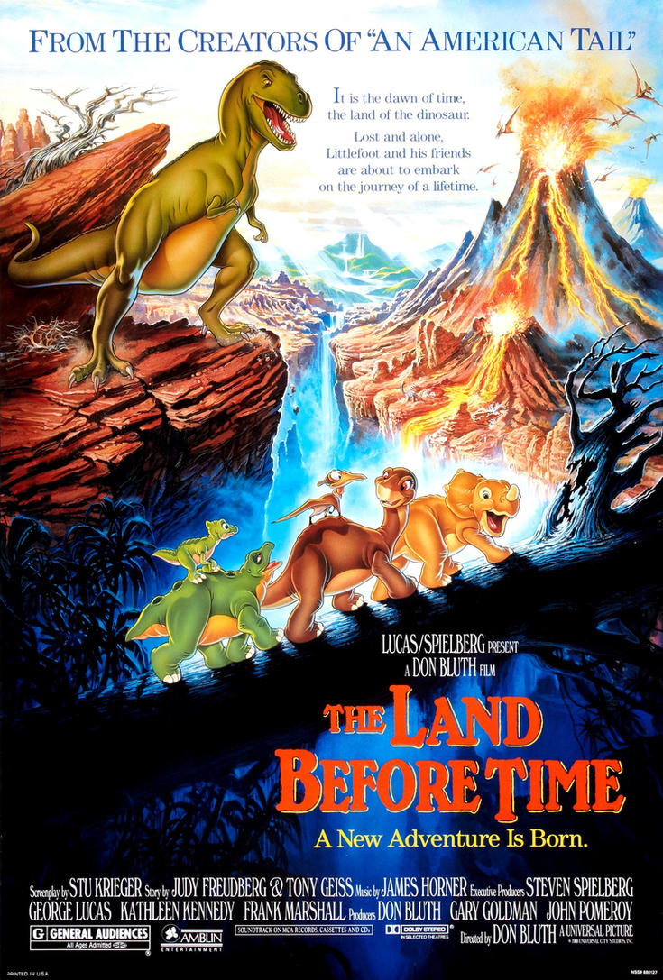 The Land Before Time by JackHammer86