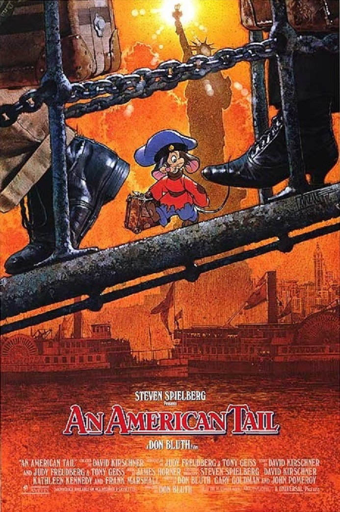An American Tail by JackHammer86