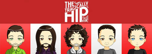 The Tragically Hip by JackHammer86