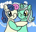 Bon-Bon and Lyra
