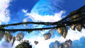 Key frame Study From film Avatar
