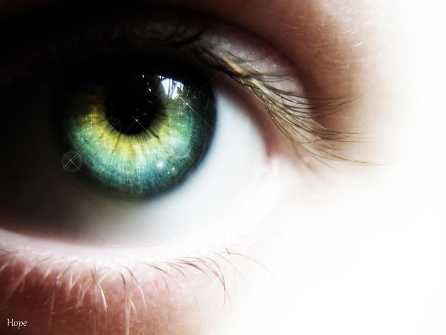 eye test 1 a.k.a HOPE