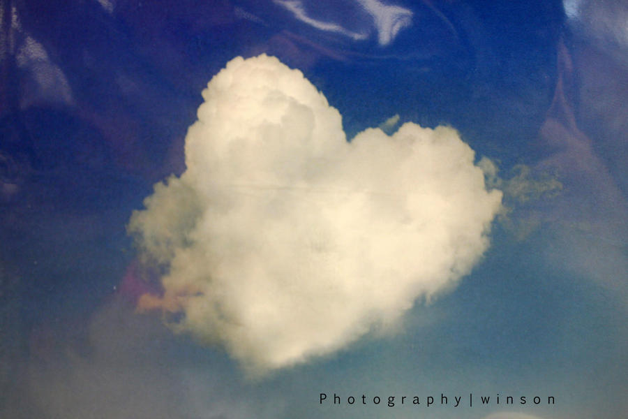 Love is in the air by winsons