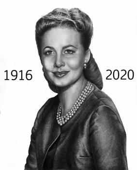 Olivia de Havilland     1916 - 2020    (76)