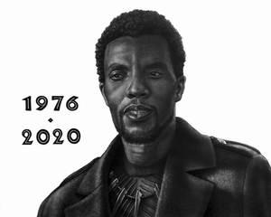 Chadwick Boseman   1976  - 2020       (77)