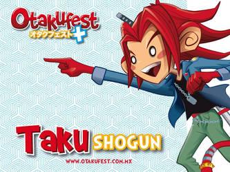 TAKU SHOGUN - Otakufest+ by OtakufestSaltillo