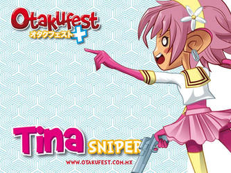 TINA SNIPER - Otakufest+ by OtakufestSaltillo
