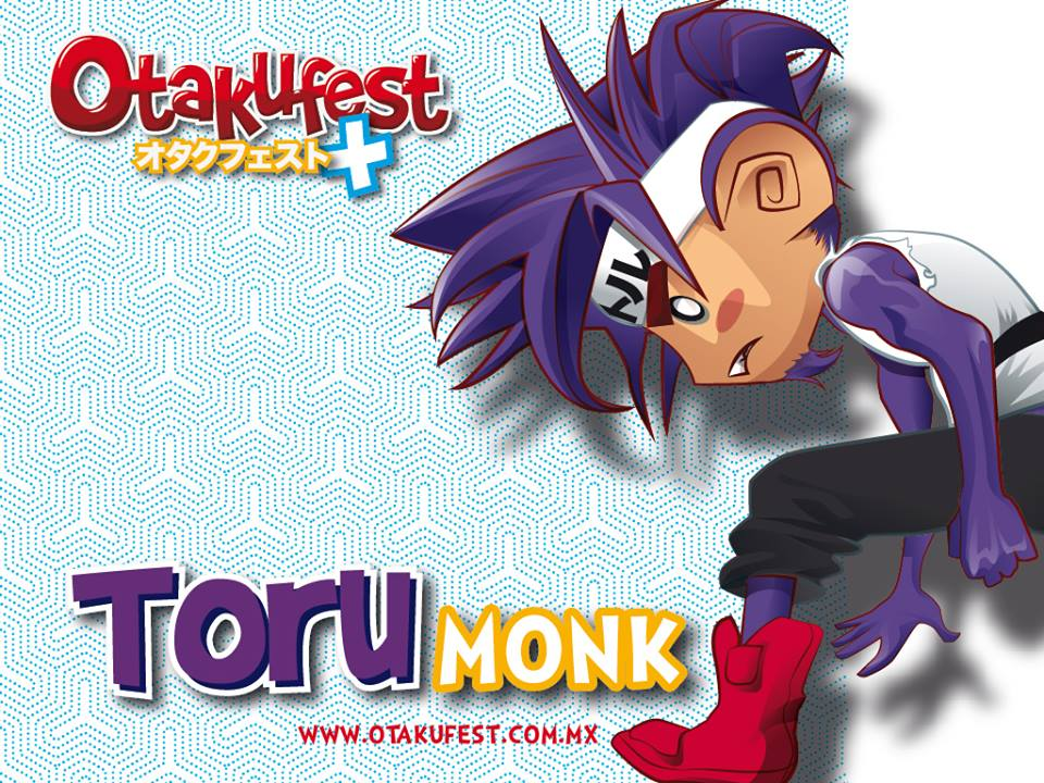 TORU MONK - Otakufest+ by OtakufestSaltillo