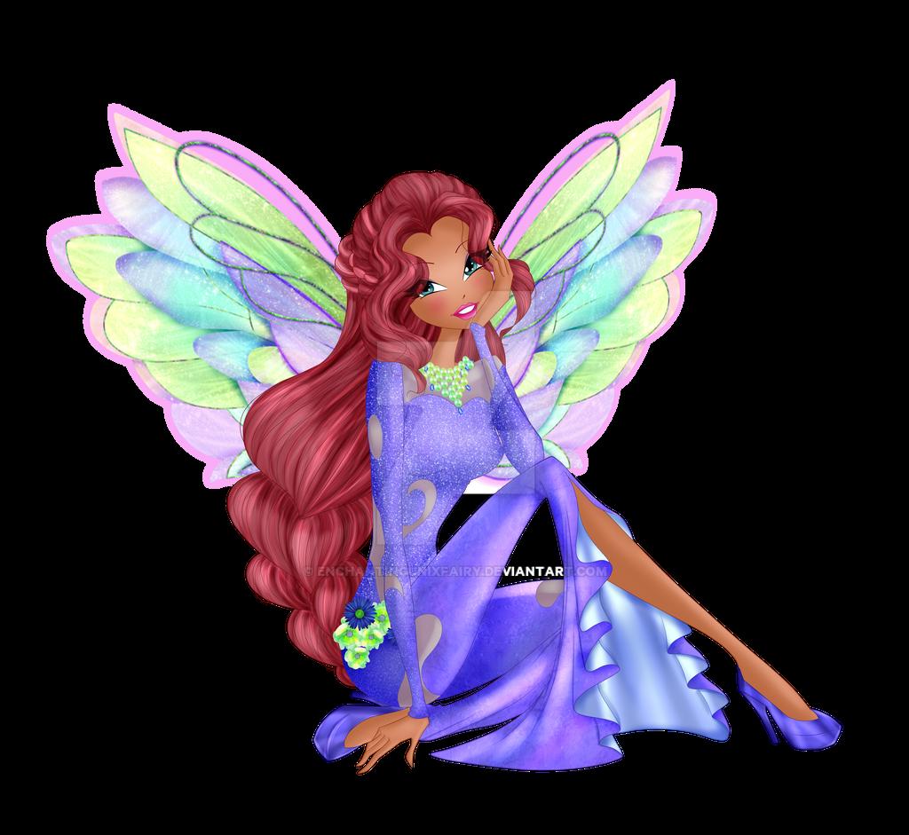 [COLLAB] Aisha Onyrix by EnchantingUnixFairy