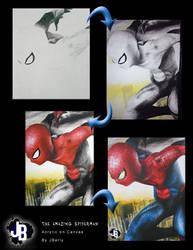 The Amazing Spiderman by JBerlyart