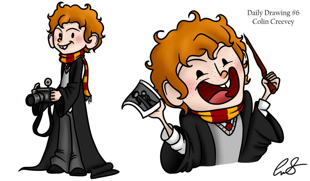 Jeu des dessins HP! ^^ - Page 4 Colin_creevey_daily_drawing__6_by_foreverdiamonds58-da4rx8z
