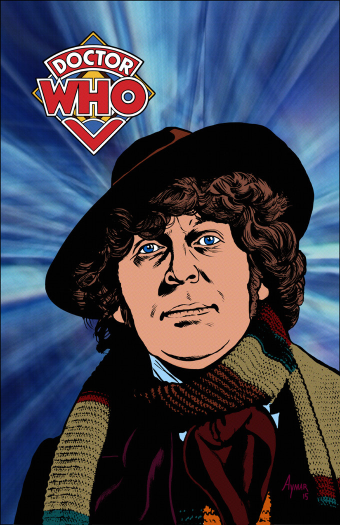 Doctor Who: Tom Baker by cubist1234