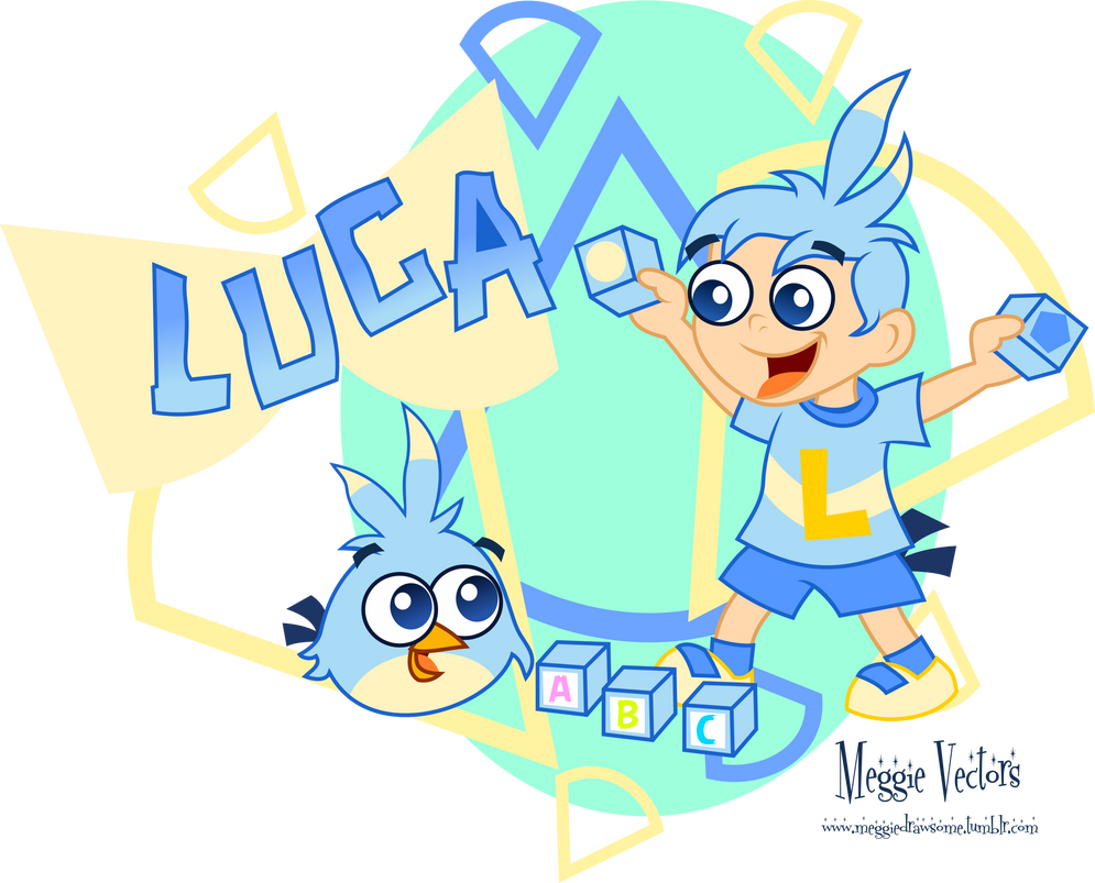 Angry Birds Stella: LUCA by MeganLovesAngryBirds