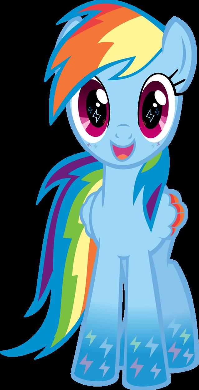 Rainbowfied Rainbow Dash Hug by MeganLovesAngryBirds