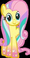 Rainbowfied Fluttershy Hug