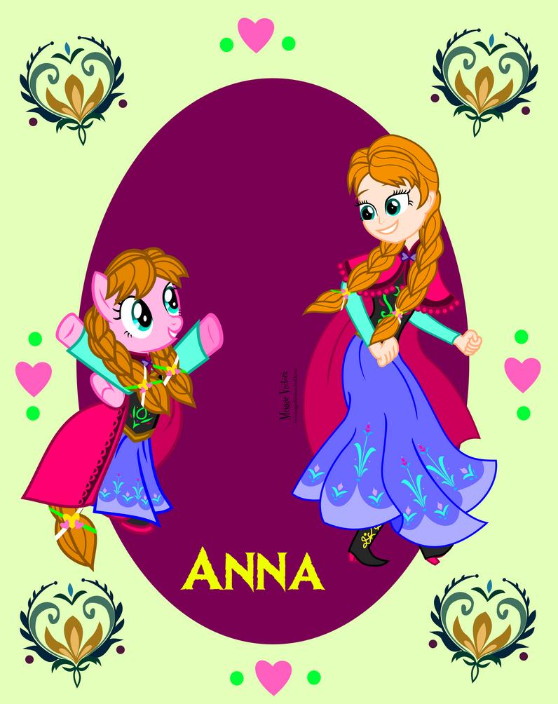 ANNA by MeganLovesAngryBirds