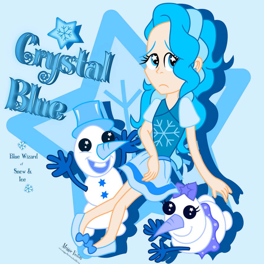 Crystal Blue by MeganLovesAngryBirds