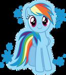Rainbow Dash (Group Shot)