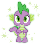 Spike (Group Shot) by MeganLovesAngryBirds