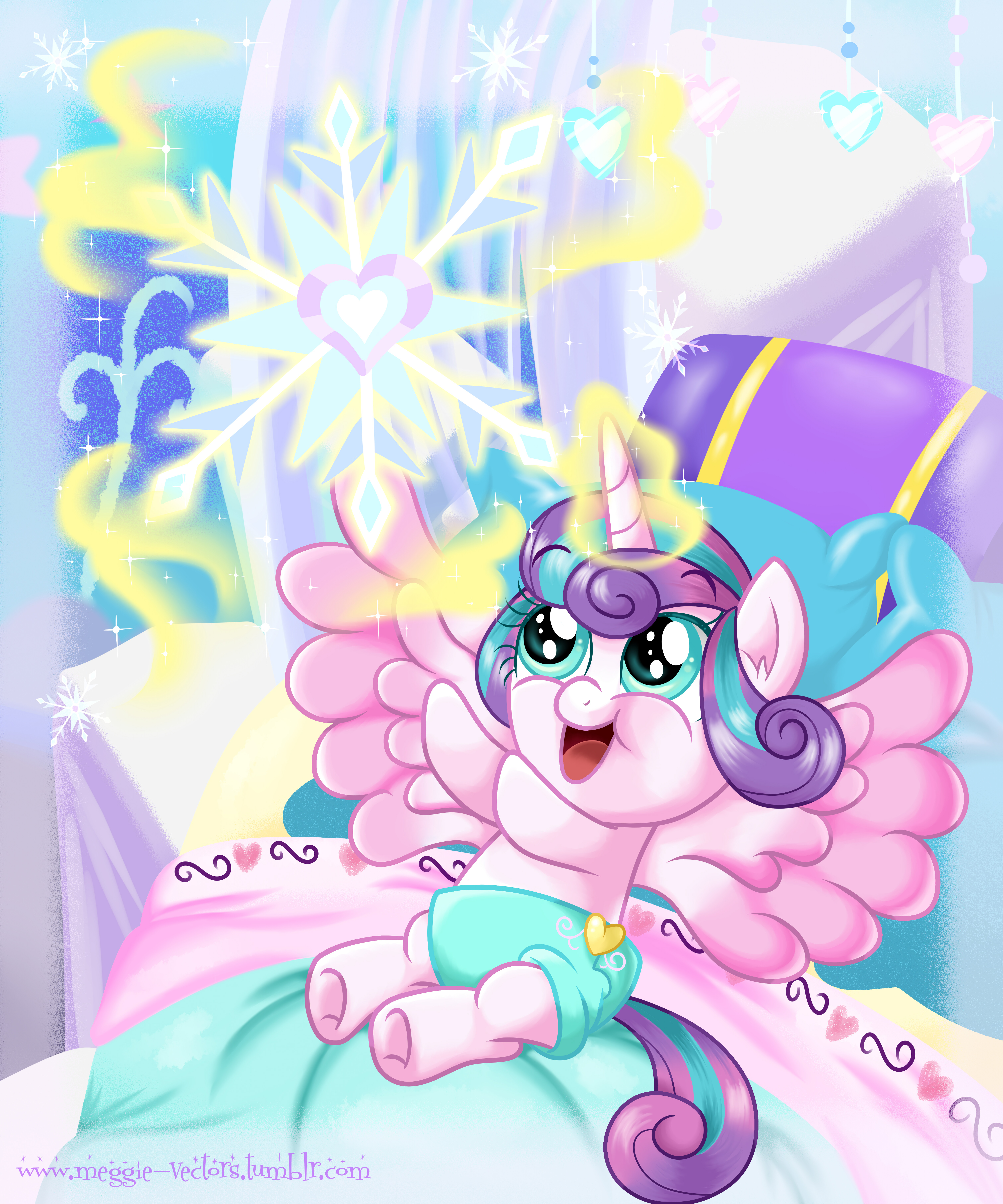 image She loves the filly seveners