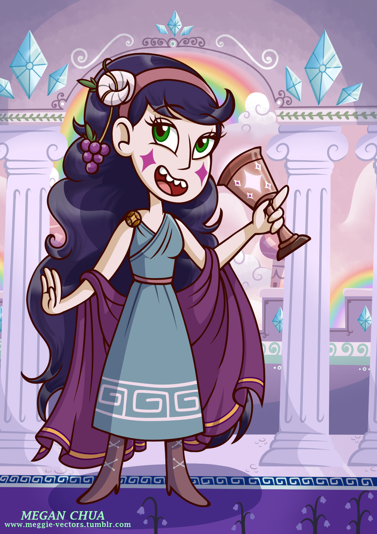 star vs the forces of evil queen festivia