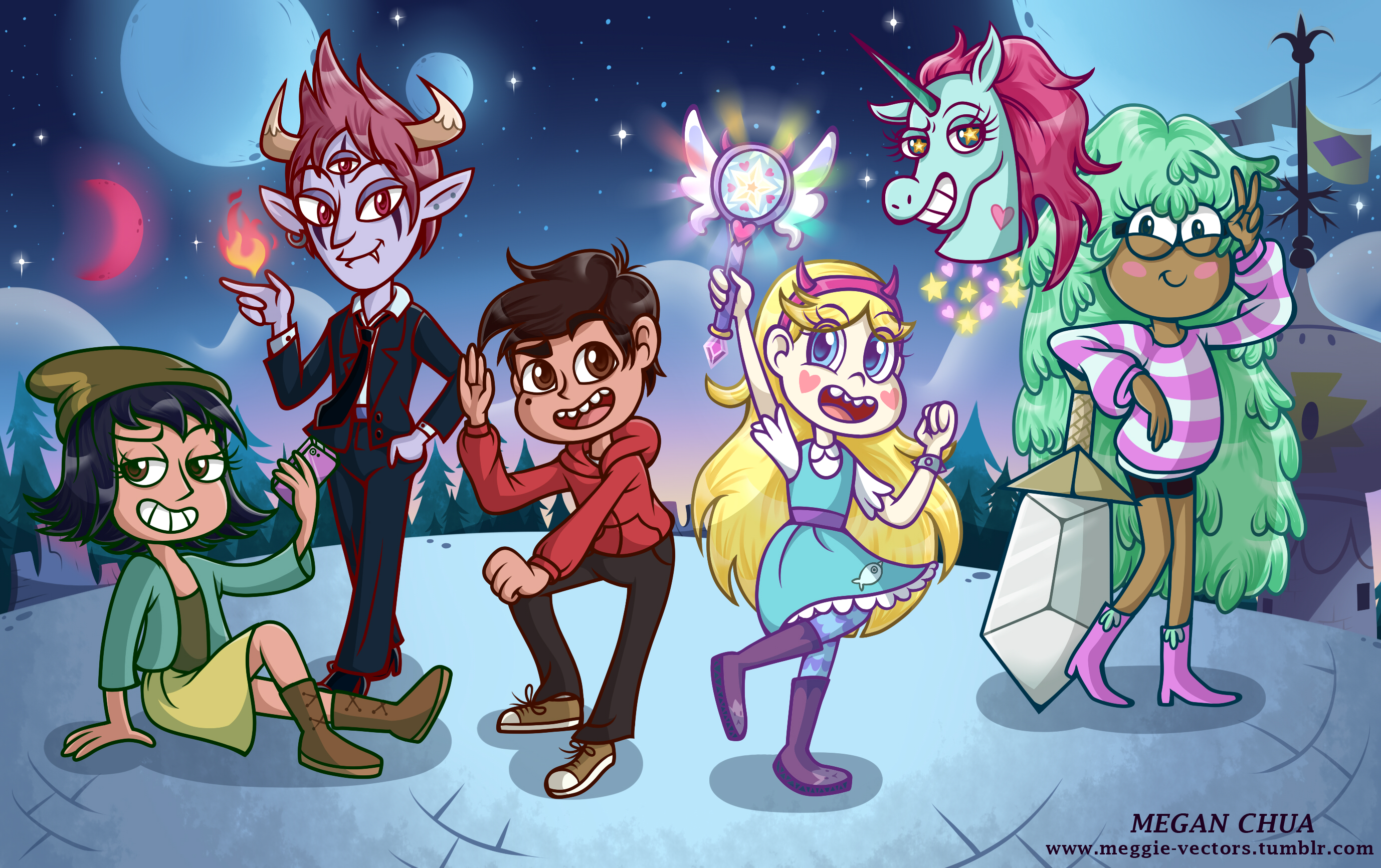 star vs. the forces of evi