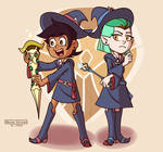 Witchy Crossover