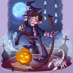 Astral Halloween