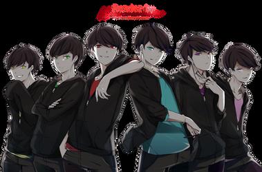 [ Render #7 ] Matsuno Brothers