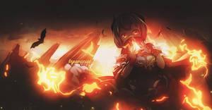 SIGNATURE - Pyromaniac