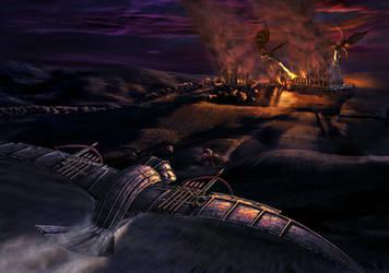Dragonhunter by cSturm