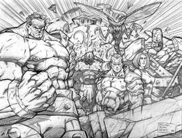 HULK warbound by warpath28