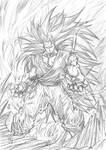GOKU Super Saiyan 3 by warpath28