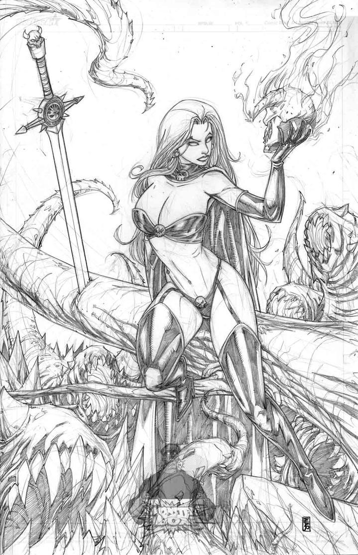 Lady Death by warpath28