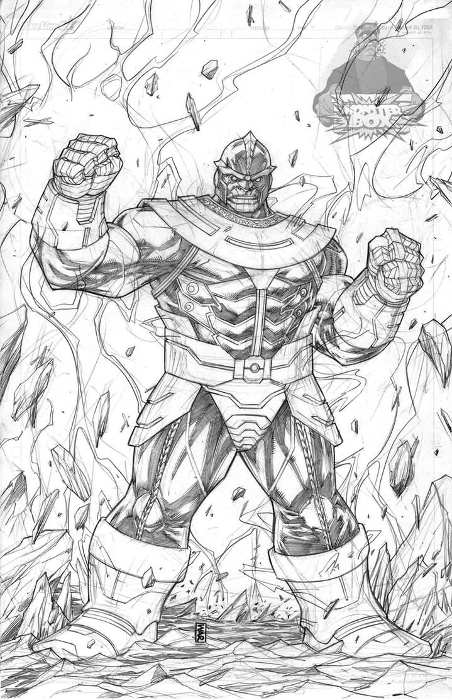 Thanos by warpath28