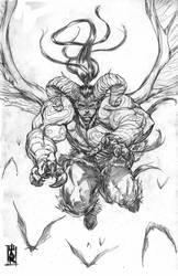 Illidan Stormrage Warcraft