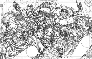Wetworks pencils commission