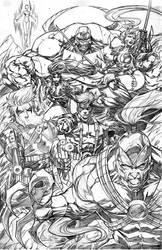 image Comics Wildcats 2