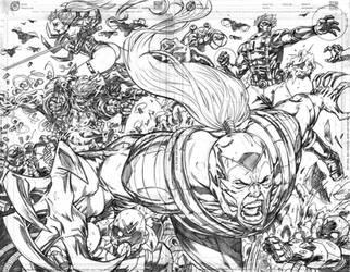 Grifter Zealot Warblade Spartan Image  Comics