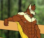 Muscled Bo