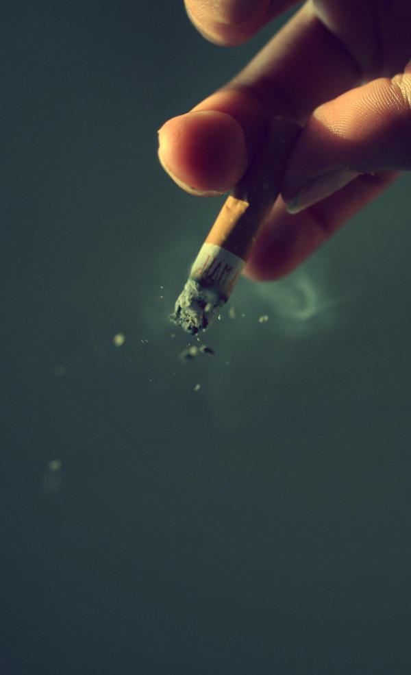 quit smoking bitch