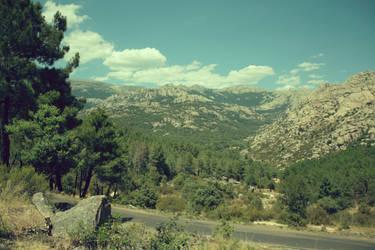 La Sierra de Madrid vi